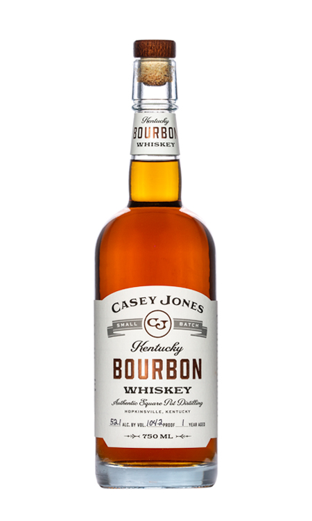 Casey Jones Distillery Small Batch Kentucky Bourbon Whiskey 750ml