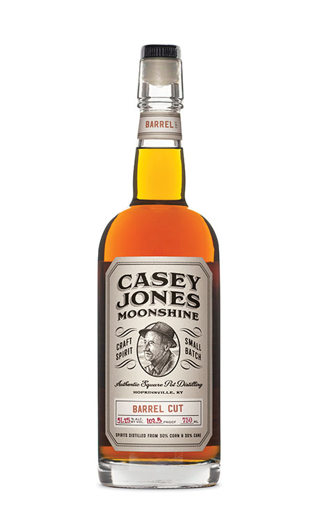 Casey Jones Distillery Barrel Cut Moonshine